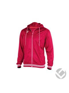 Brabo Tech Hooded Red