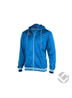 Brabo Tech Hooded Royal Blau