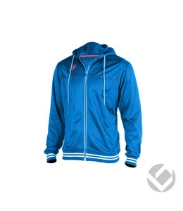 Brabo Tech Hooded Royal Blau