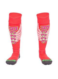 Reece Melville Socks Neon pink
