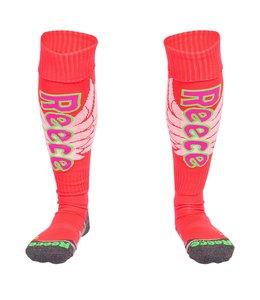 Reece Melville Socken Neon Pink