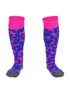 Reece Melville Socks Pink/Royal