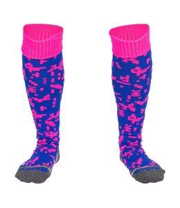 Reece Melville Socken Pink/Royal