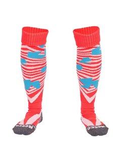 Reece Melville Socks Pink/White/Blue