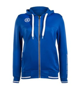Indian Maharadja Women's Tech Hooded Cobalt