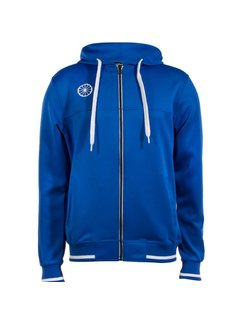 Indian Maharadja Kids tech hooded Cobalt