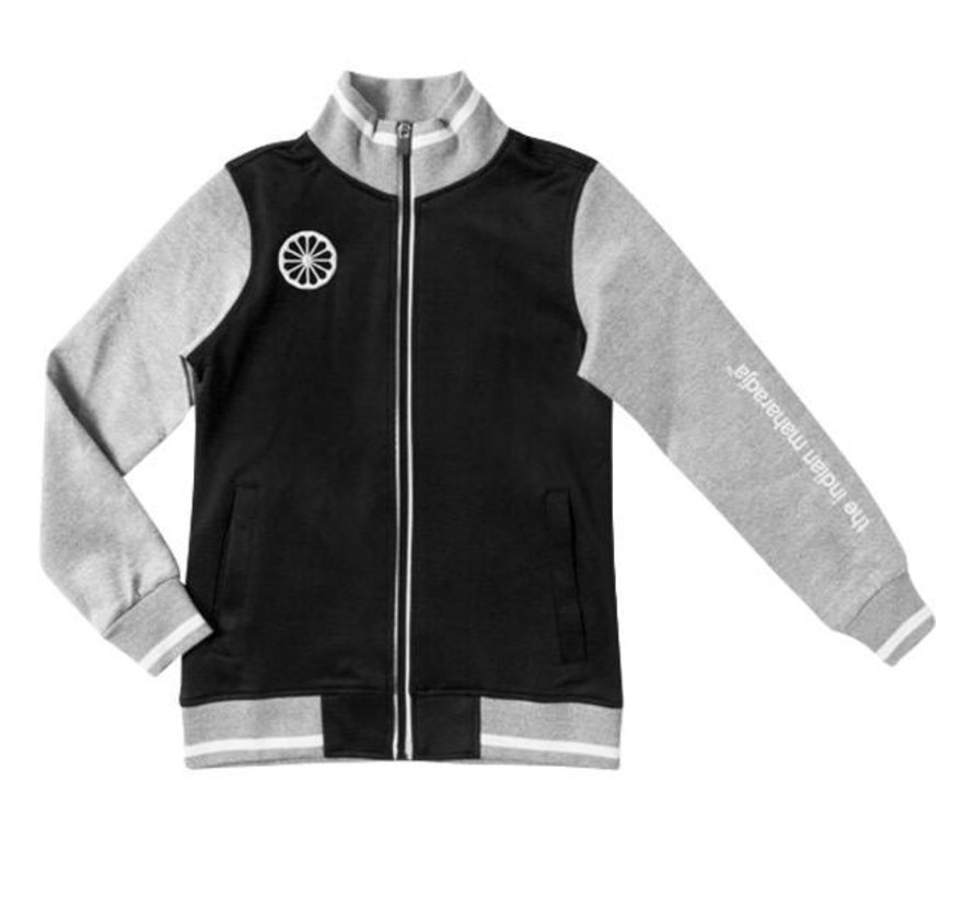 Kids tech jacket Zwart