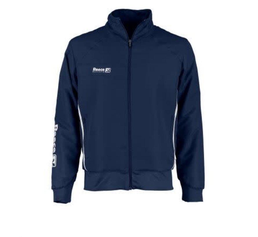 Core Woven Jacket Unisex Navy