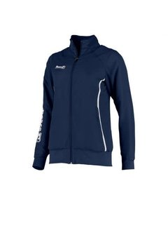 Reece Core Woven Jacket Ladies Navy