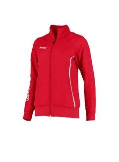 Reece Core Woven Jacket Ladies Rood