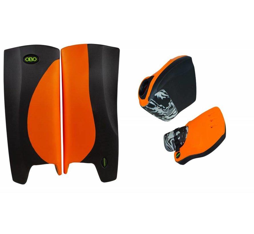 ROBO set Hi-Rebound Orange/Schwarz