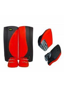 Obo ROBO Hi-Rebound Set Red/Black