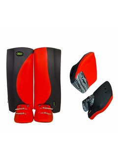 Obo ROBO Hi-Rebound Set Red/Black