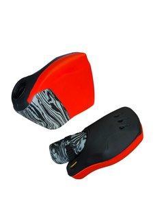 Obo Robo Hi-Rebound Handprotector Red/Black Set