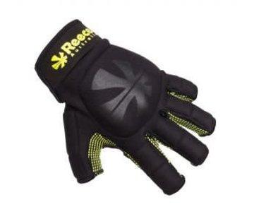 Reece Control Protection Glove Zwart/Geel