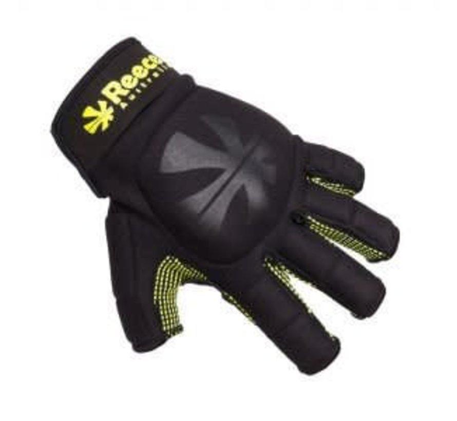 Control Protection Glove Zwart/Geel
