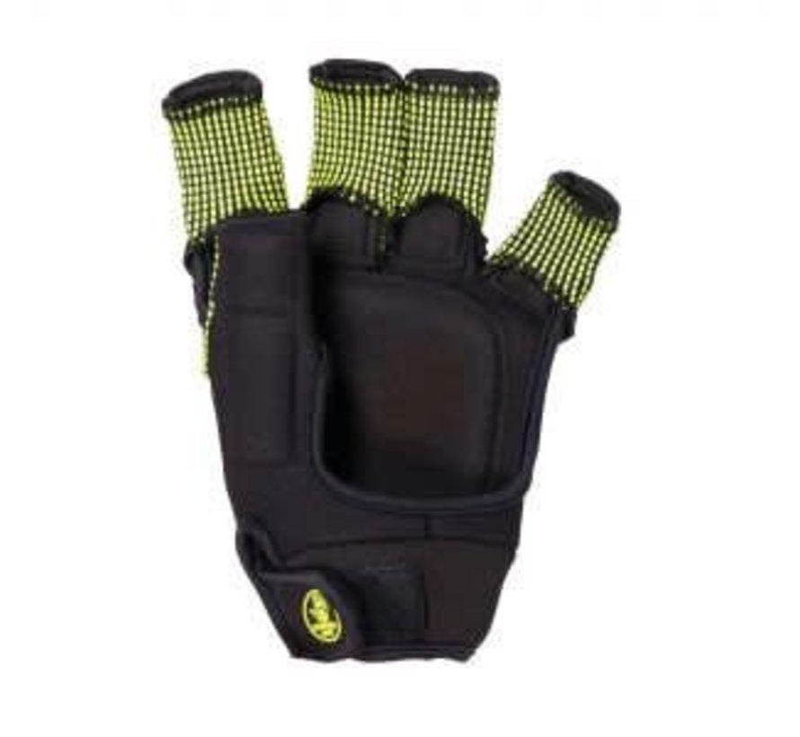 Control Protection Glove Schwarz/Gelb