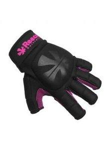 Reece Control Protection Glove Zwart/Roze