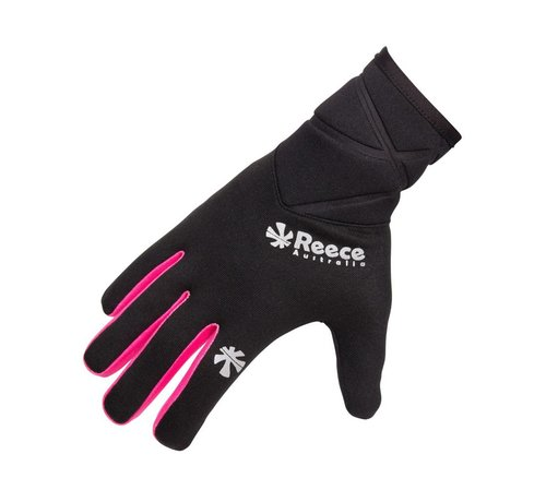 Reece Power Player Glove Zwart/Roze