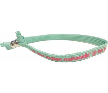 Indian Maharadja Bracelet Pink/Mint