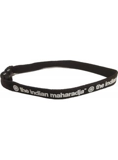 Indian Maharadja Armbandje – Wit/Zwart