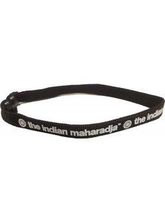 Indian Maharadja Bracelet Wit/Zwart