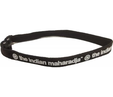 Indian Maharadja Bracelet – White/Schwarz