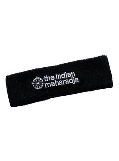Indian Maharadja Headband Black
