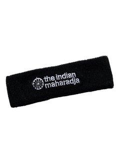 Indian Maharadja Headband Schwarz