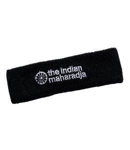 Indian Maharadja Headband Zwart