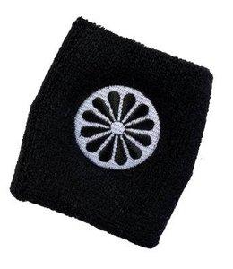 Indian Maharadja Wristband Schwarz