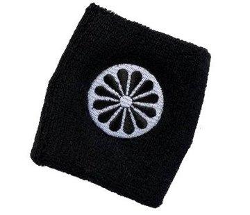Indian Maharadja Schweissband Schwarz