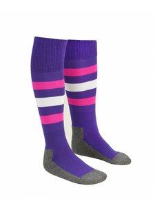 Stag Hockeysocks Pink-Purple