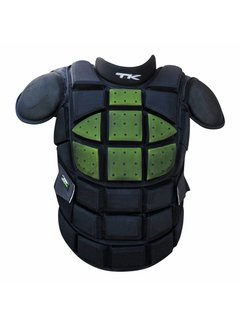 TK Total Two 2.1 Chestguard Black/Lime