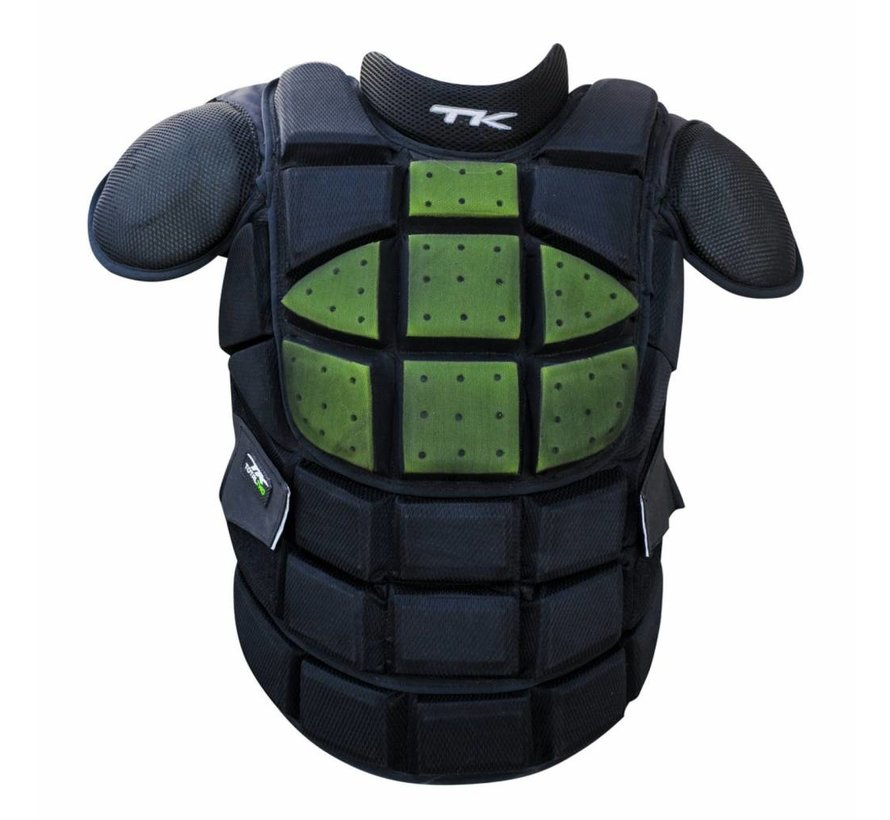 Total Two 2.1 Chestguard Black/Lime