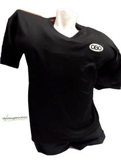 Obo Goalies Short Sleeve Black / Orange