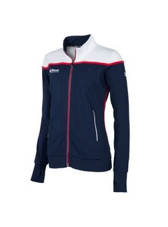 Reece Varsity Jacket FZ Ladies Navy / White