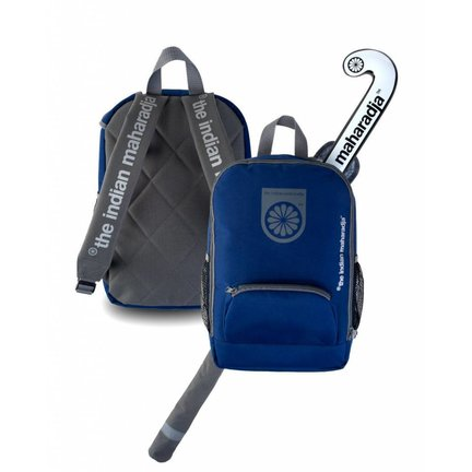 Hockey backpack with sticksleeve