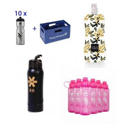 Flasche / Wasserflasche / Aqua Licious