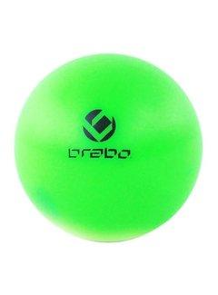 Brabo Straßenhockeyball Lime
