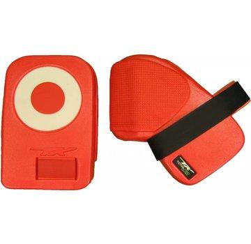 TK Total Two GGX 2.2 Gloveset Rot/Weiss