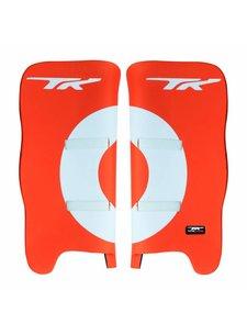 TK Total Three GLX 3.2 Legguards Orange/White