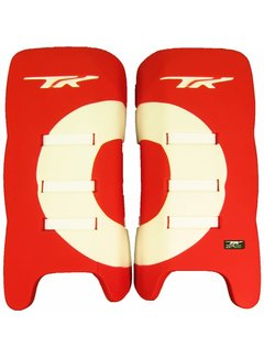TK Total Two GLX 2.1 Legguards Rood / Wit