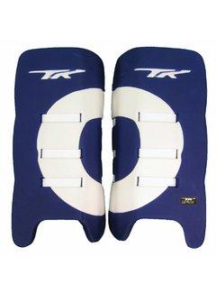 TK Total Two GLX 2.1 Legguards Blauw/Wit