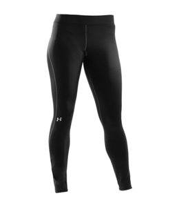 Under Armour Coldgear Authentics Legging Ladies Schwarz