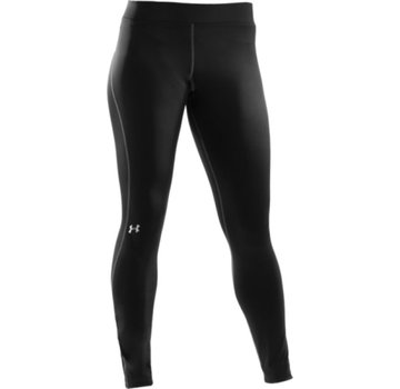 Under Armour Coldgear Authentics Legging Ladies Zwart