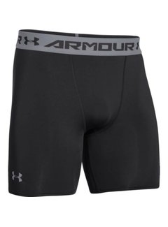 Under Armour Heatgear Armour Comp Short Herren Schwarz
