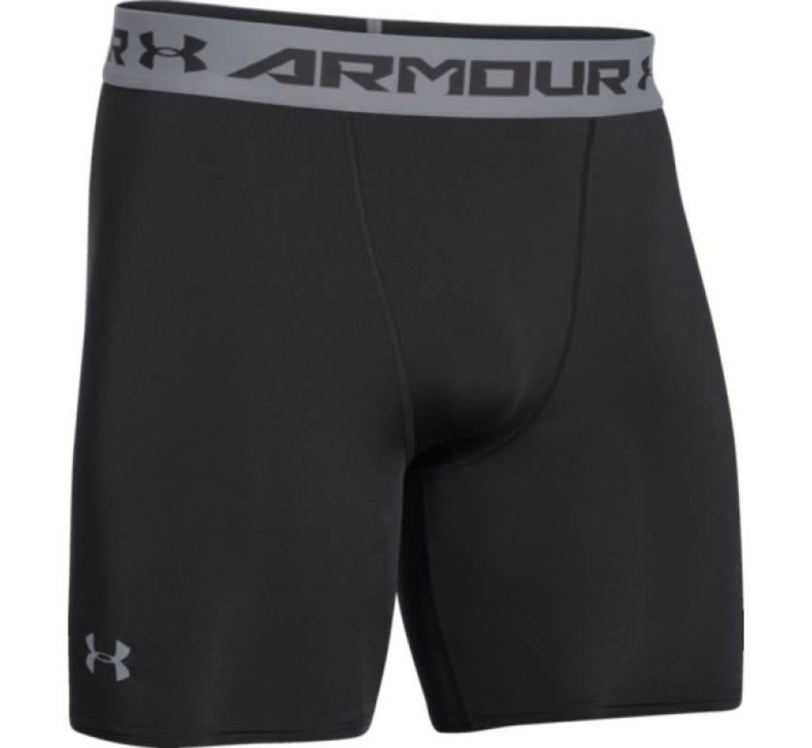 Heatgear Armour Comp Short Heren Zwart