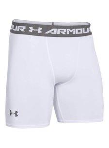 Under Armour Heatgear Armour Comp Short Heren Wit