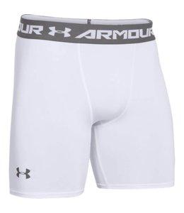 Under Armour Heatgear Armour Comp Short Men White